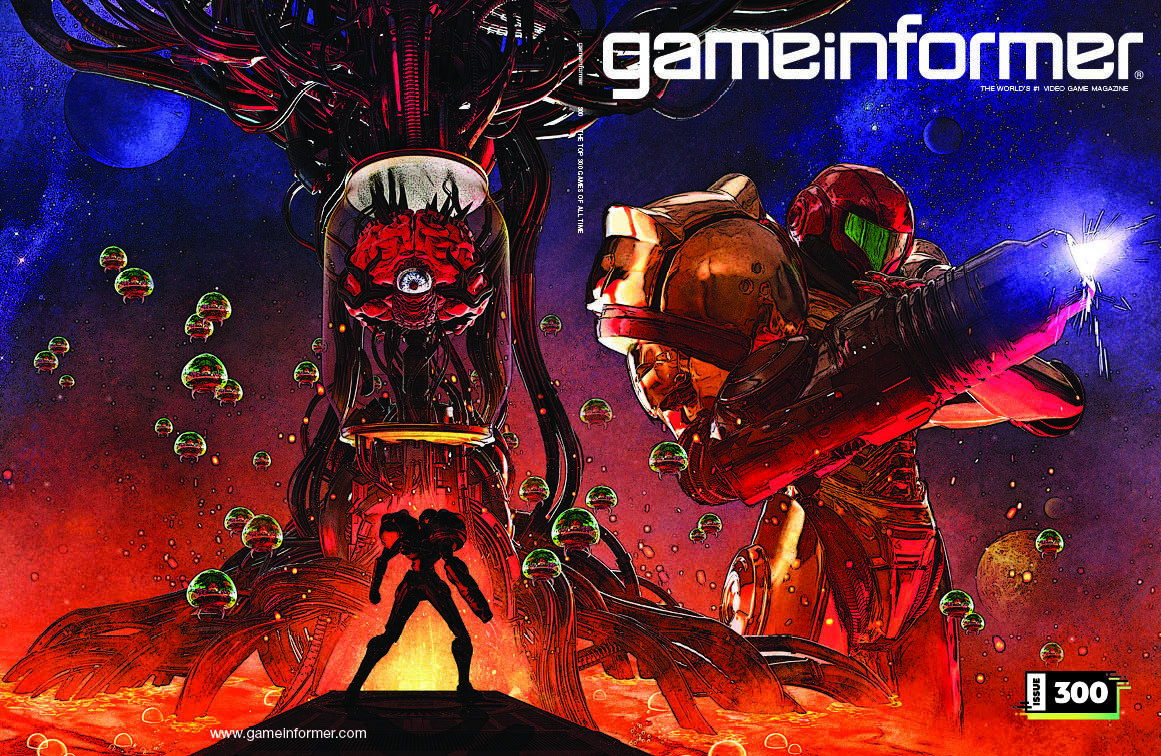 GameInformer/Metroid