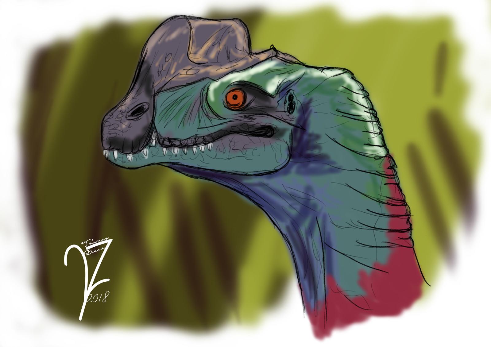 Casoarosaurus