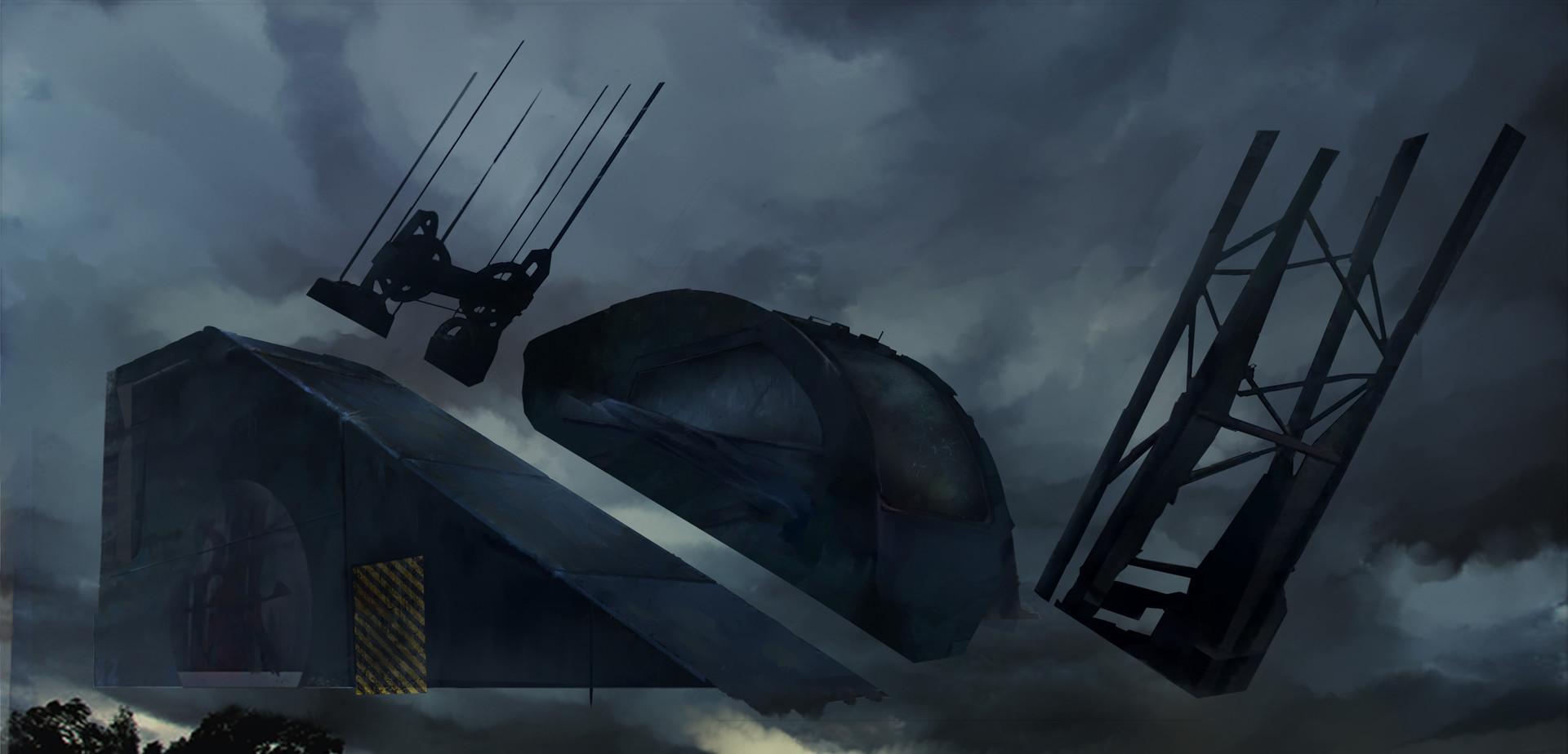 Michail mamaschew crane painting palette