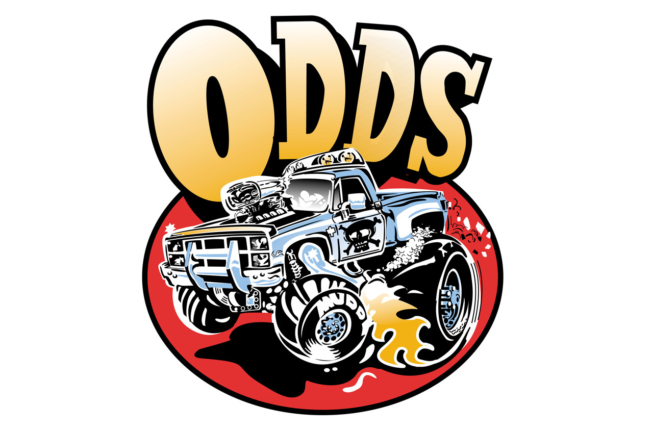 Odds Band T-shirt Design