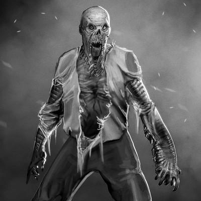 Adam milicevic dmf creature body