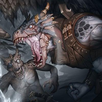 Gunship revolution hinchel or dragonborn final da