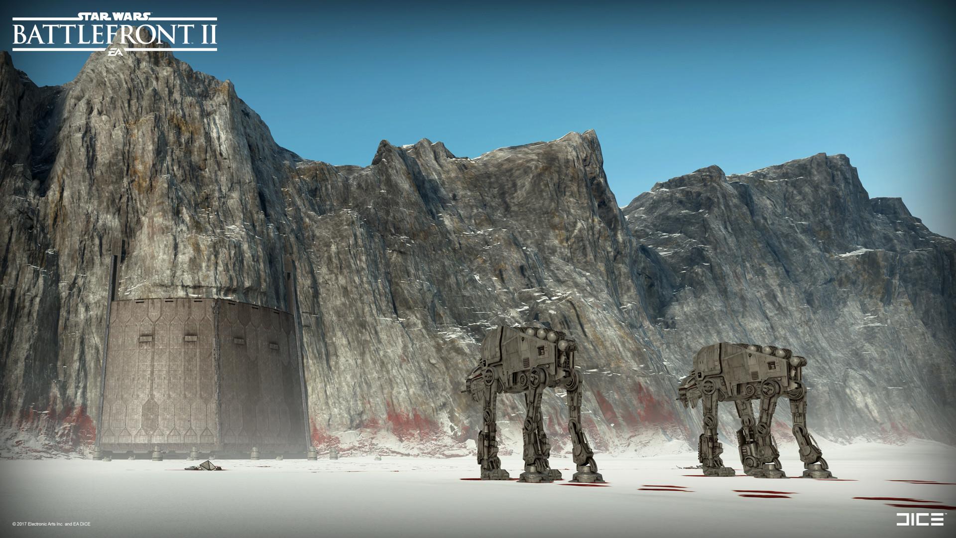 Risultati immagini per star wars battlefront 2 crait