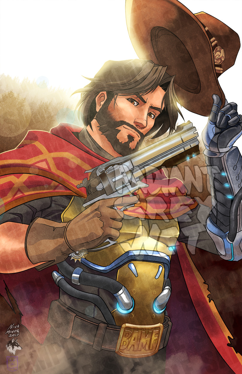 Nick minor mccree final