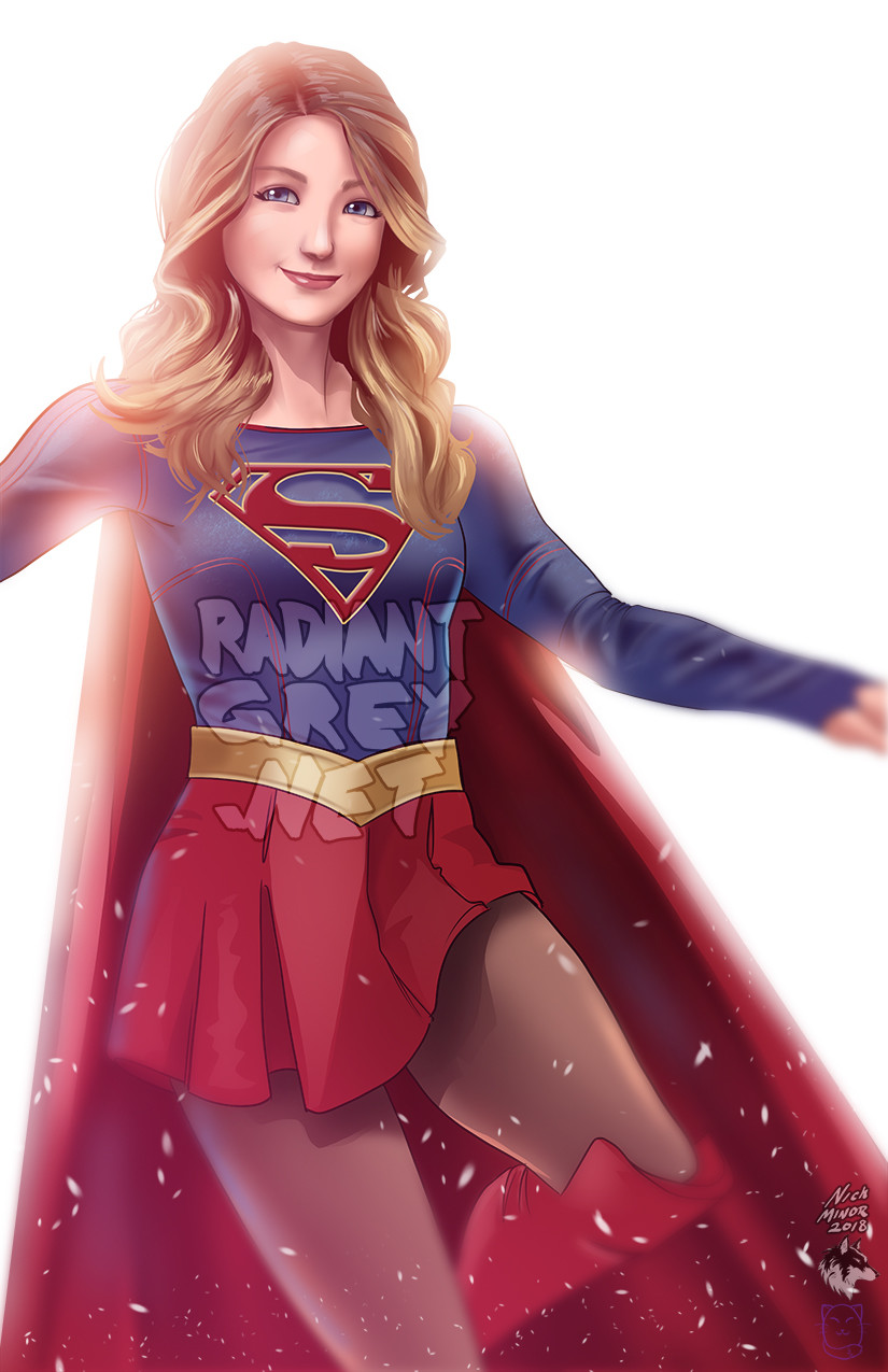 Nick minor supergirl prod copy