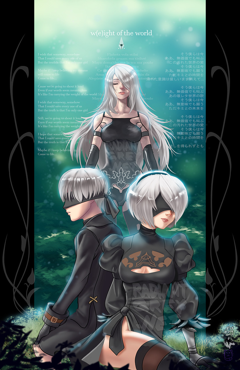 Nick minor nier copy