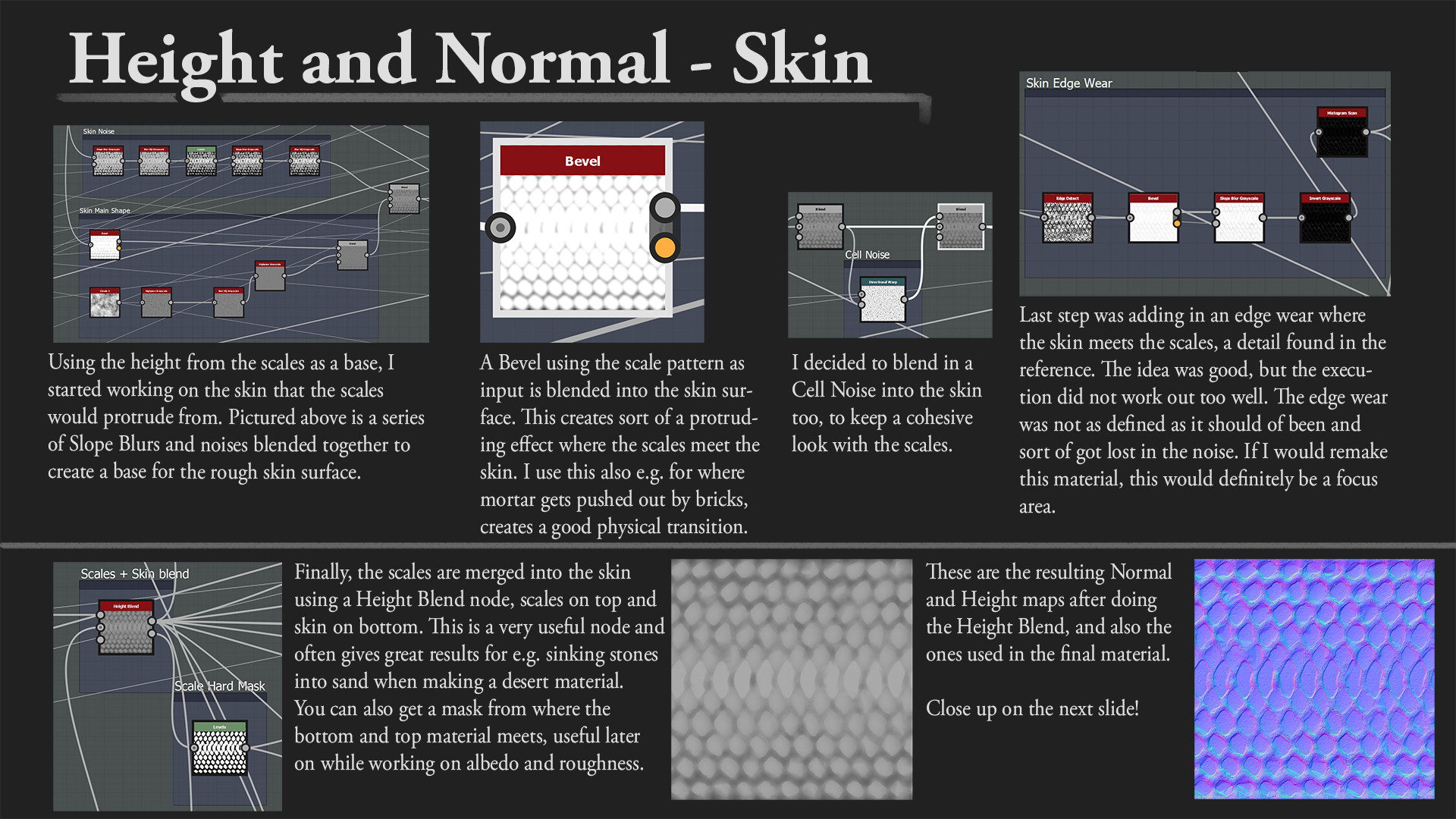 Olle norling height and normal skin smallersize