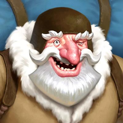 Sam carr oldbeard rendered