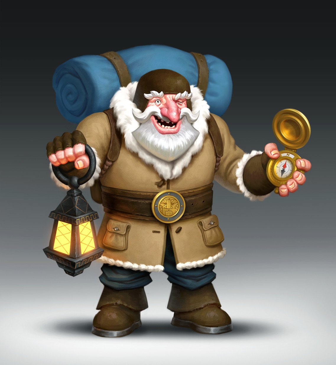 Urist Oldbeard, Arctic Explorer