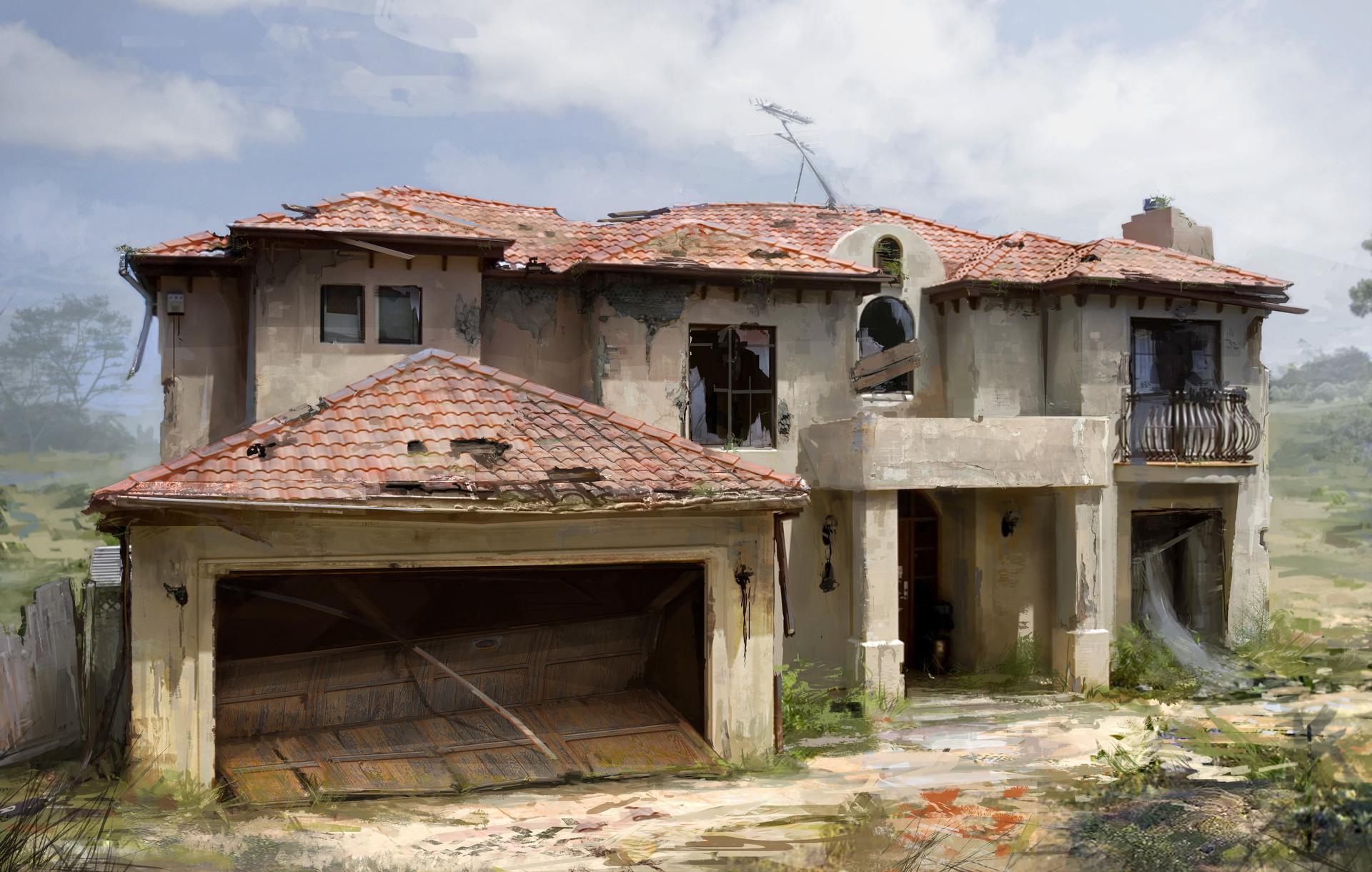 Muyoung kim armor abandoned mansion paintover v3 ng mu