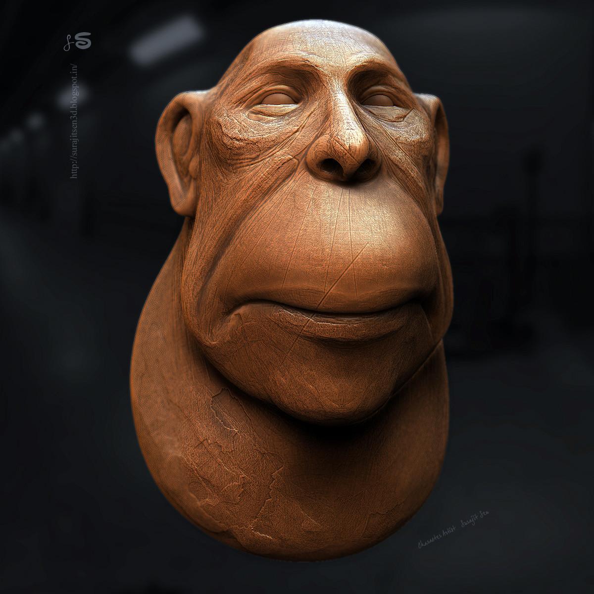 Surajit sen doodle surajitsen clay hex sculpt 08032018 copy