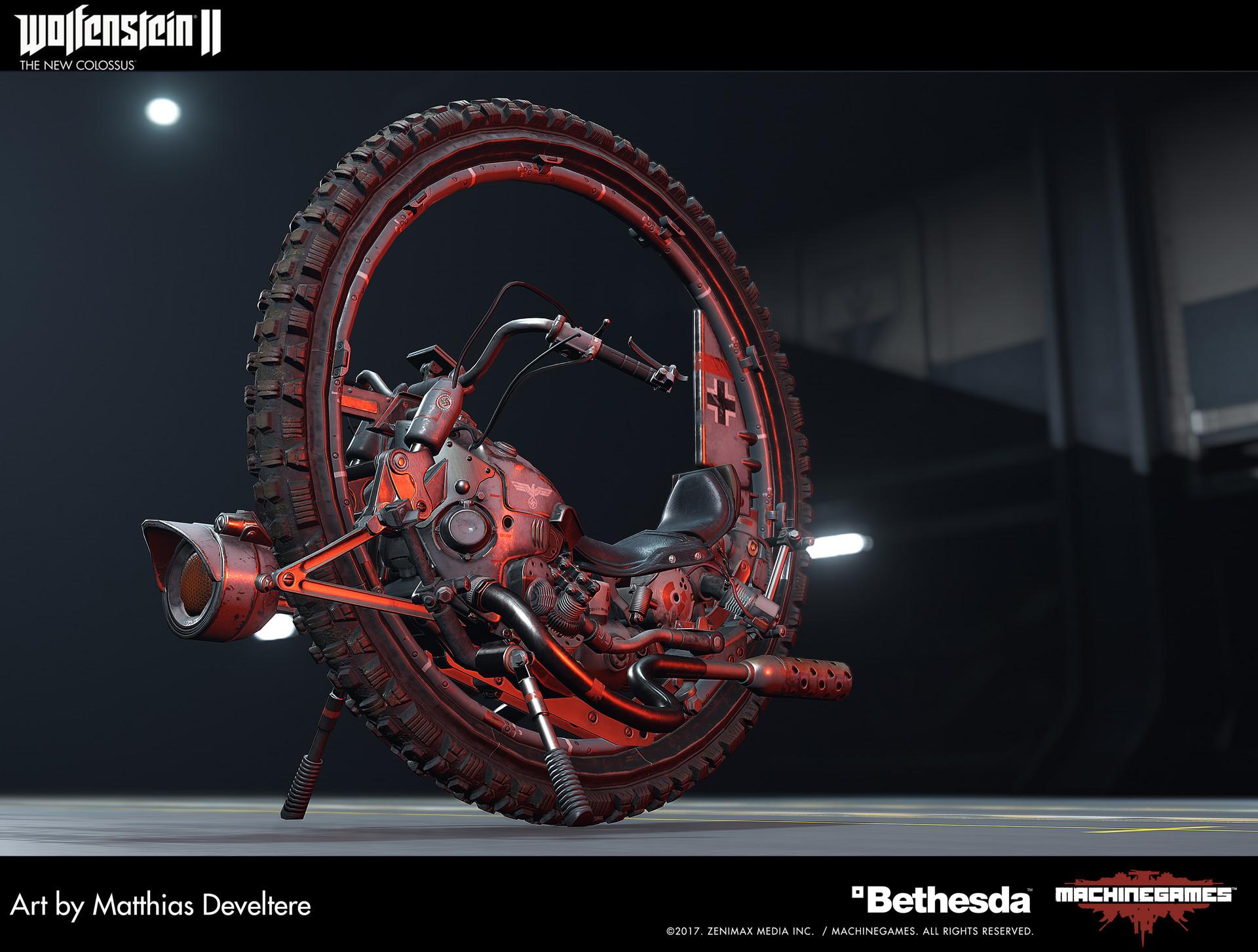 Matthias develtere monowheel 4