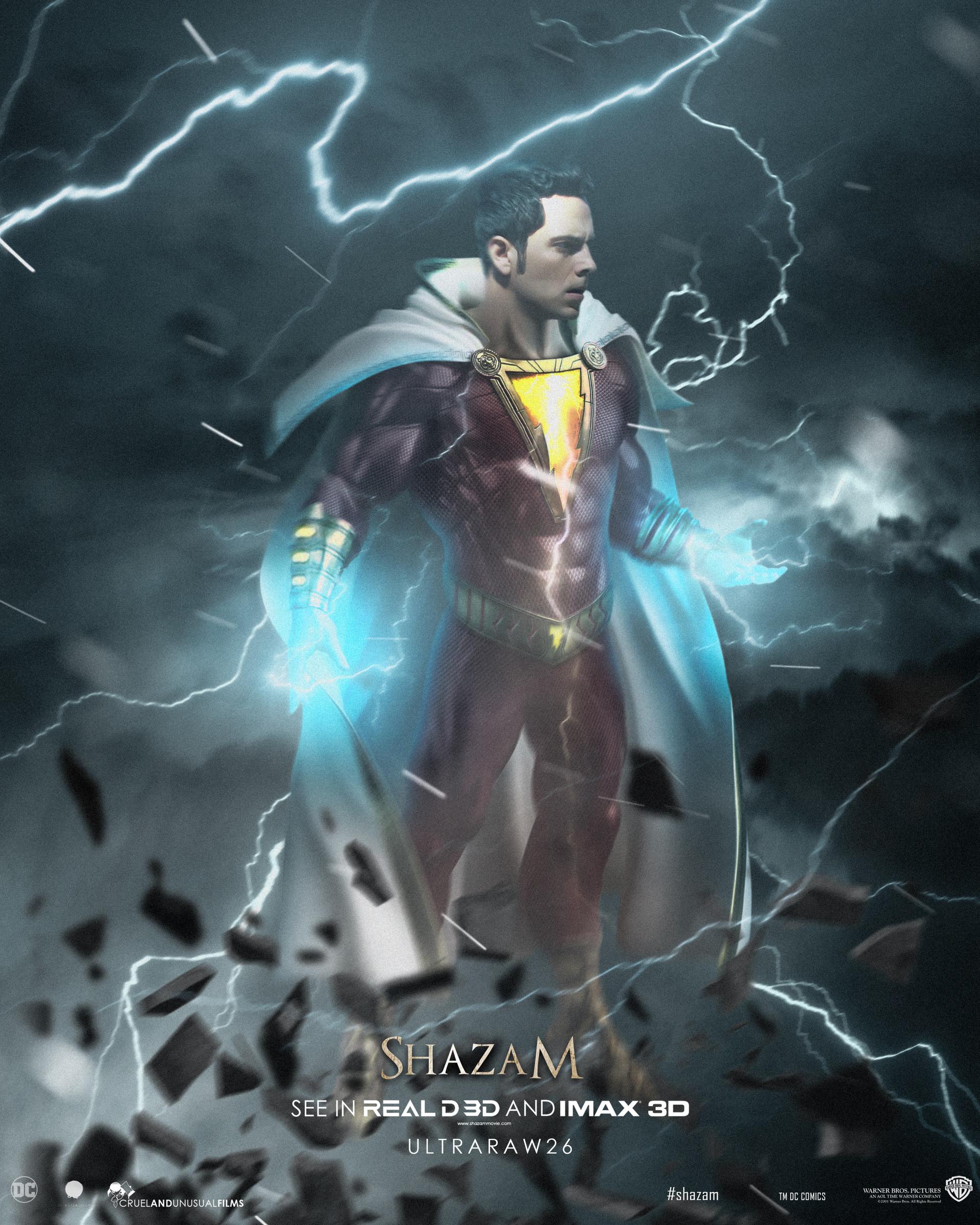 Image Result For Shazam