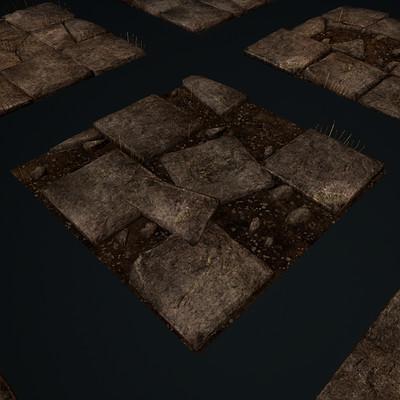 Arkadiusz zygarlicki floor tiles 02