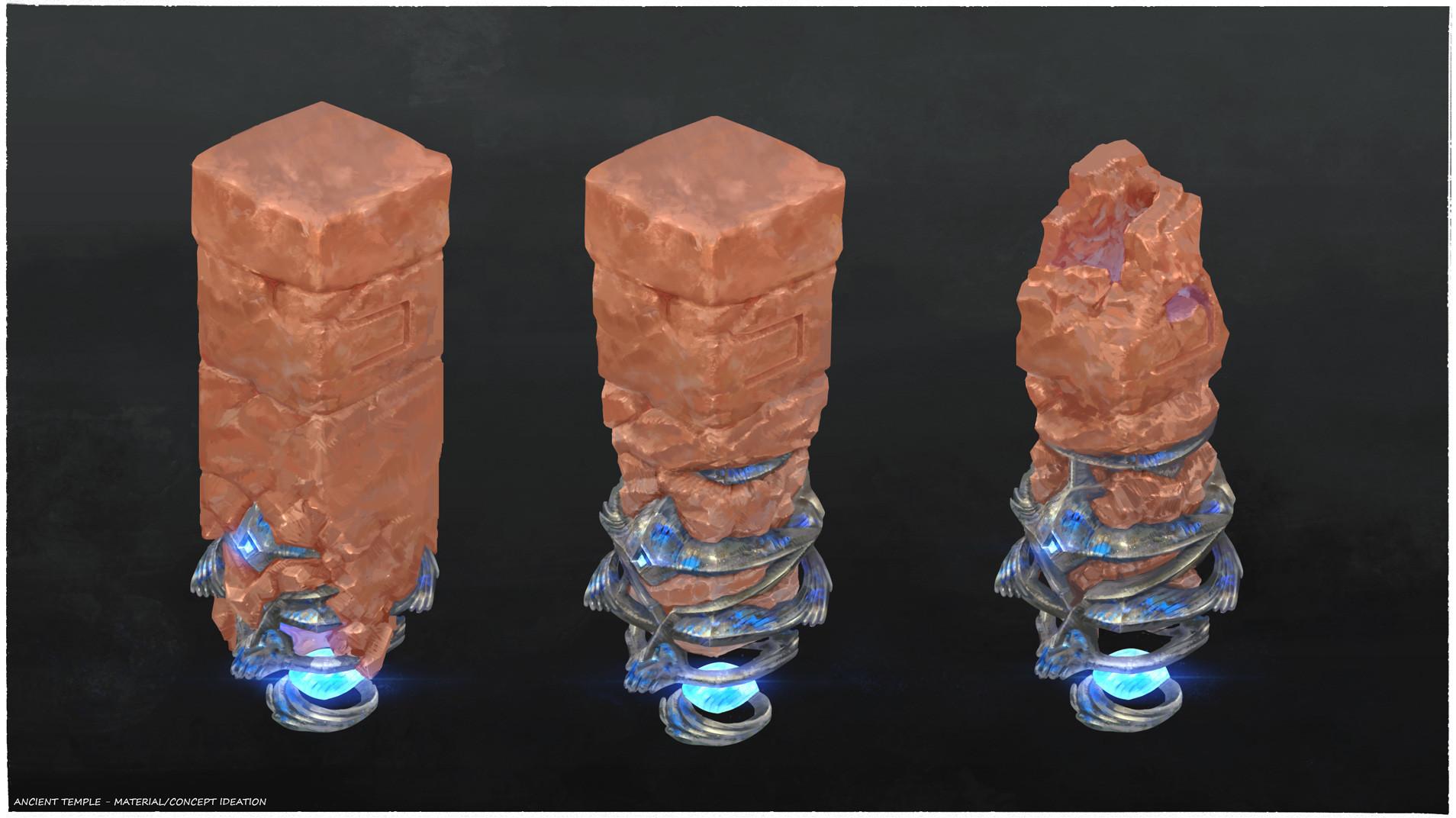 Markus lenz 01 ancient ones ones stones
