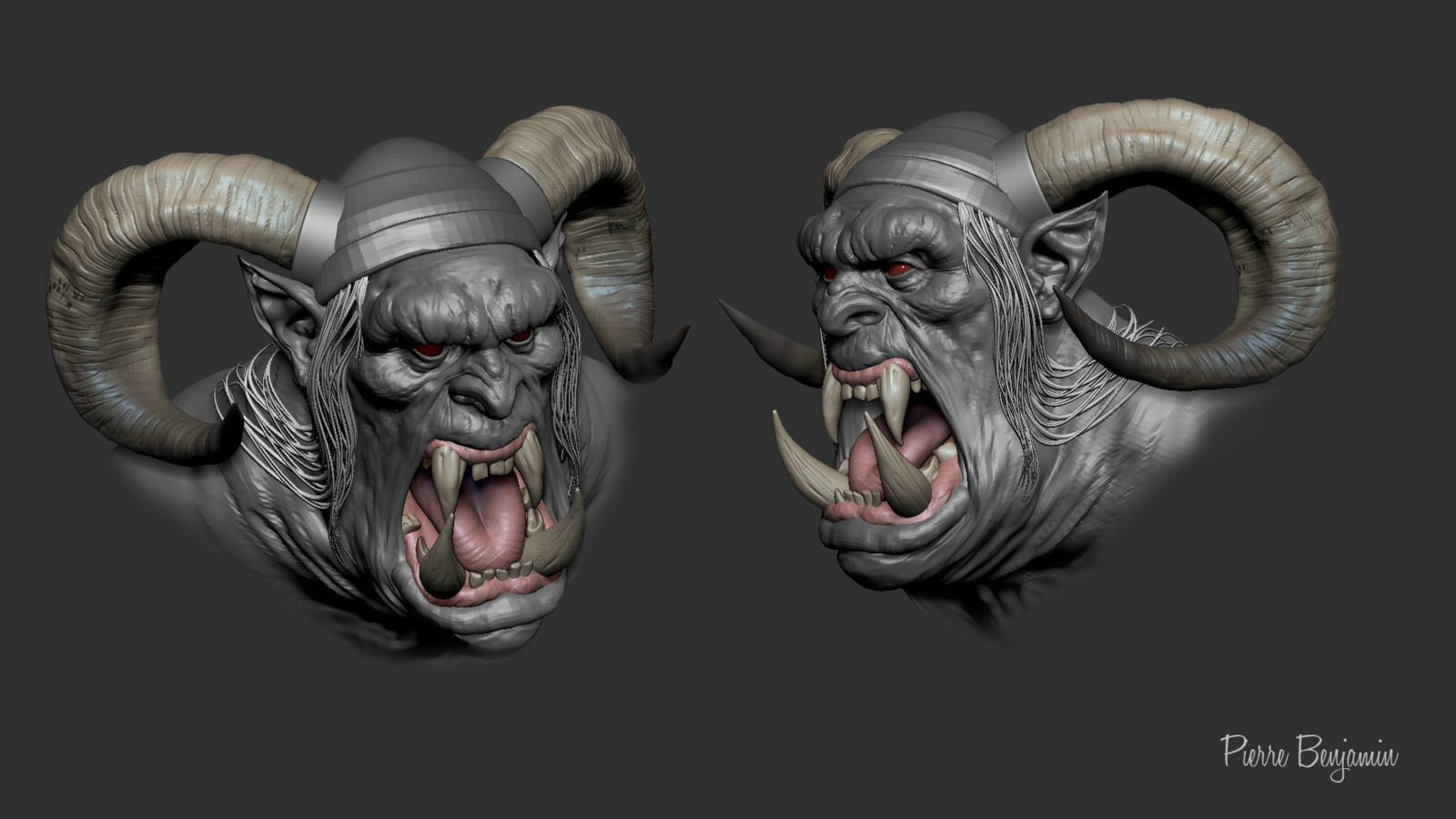 speed sculpt based of  johan grenier