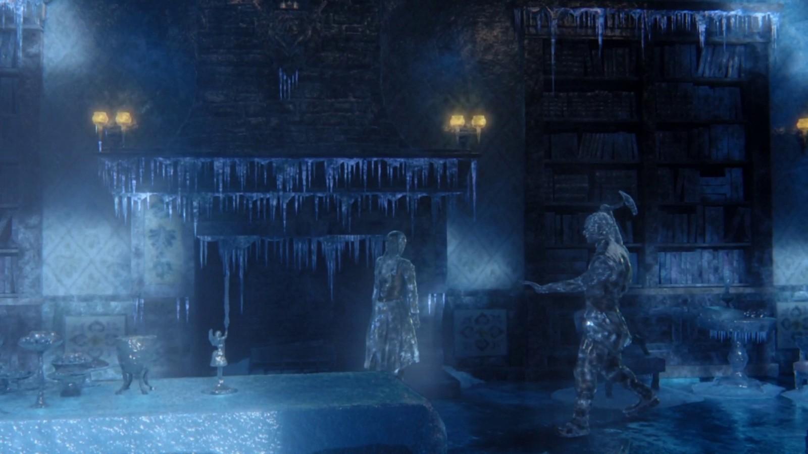 Freezing Effect - Once Upon  a Time Season 5 - Final ZOIC Shots