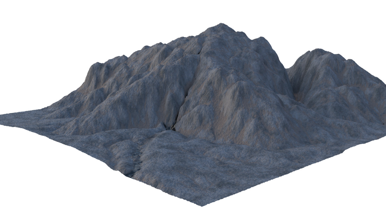 Base terrain