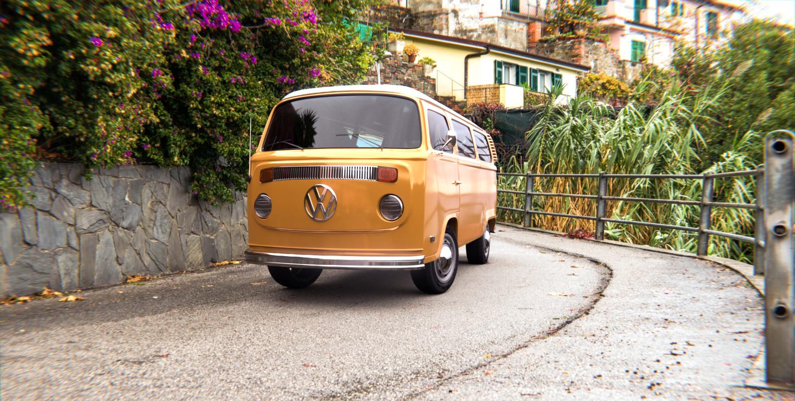 VW T2 Westfalia