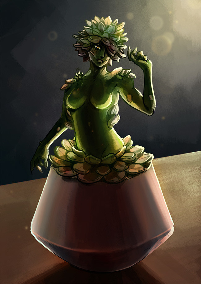 Monika mikucka plantgirl