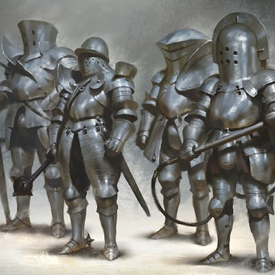 Kilart choe heonhwa armor gall3