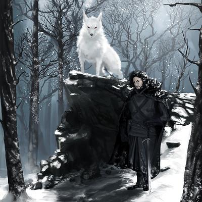 Efrain sosa jon nieve y fantasma