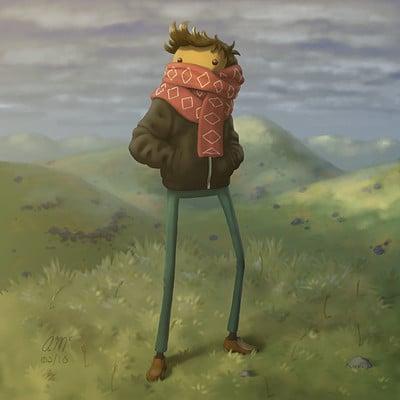 Andrew mcintosh peep winter