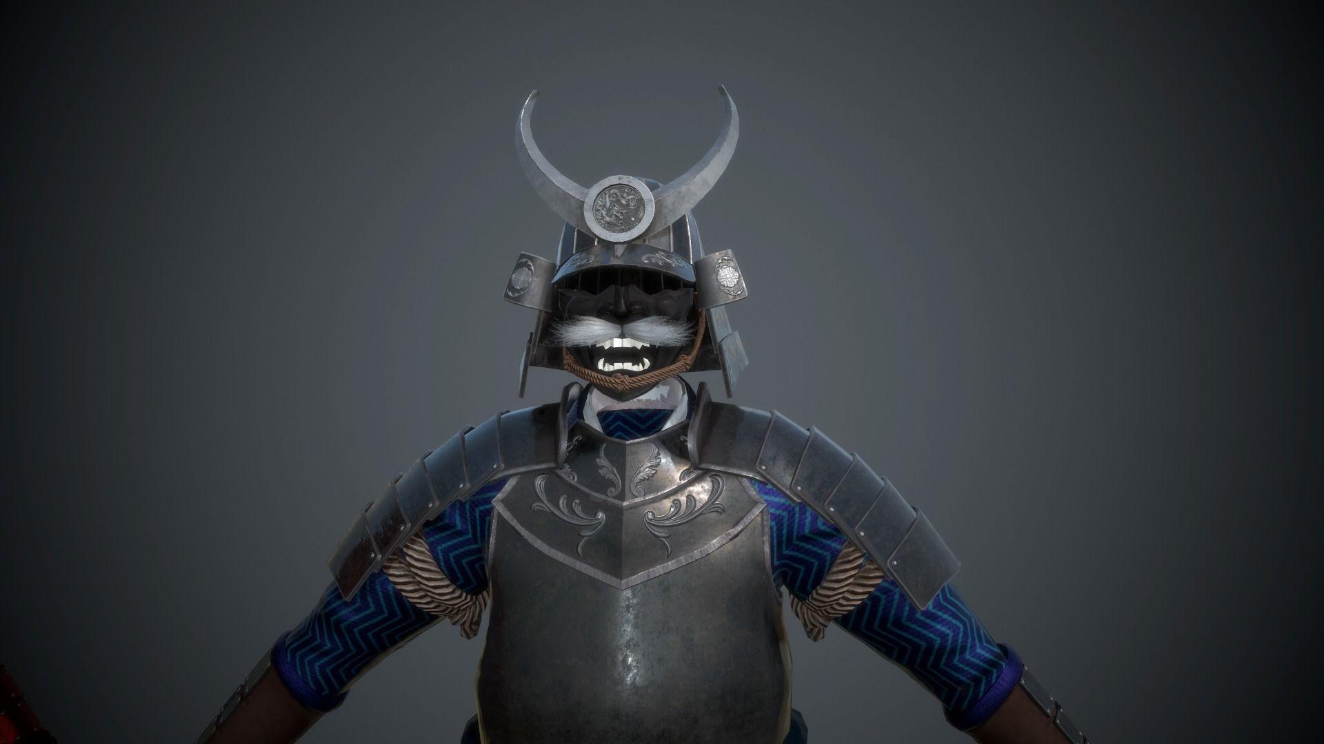 artur pokidko samurai v2