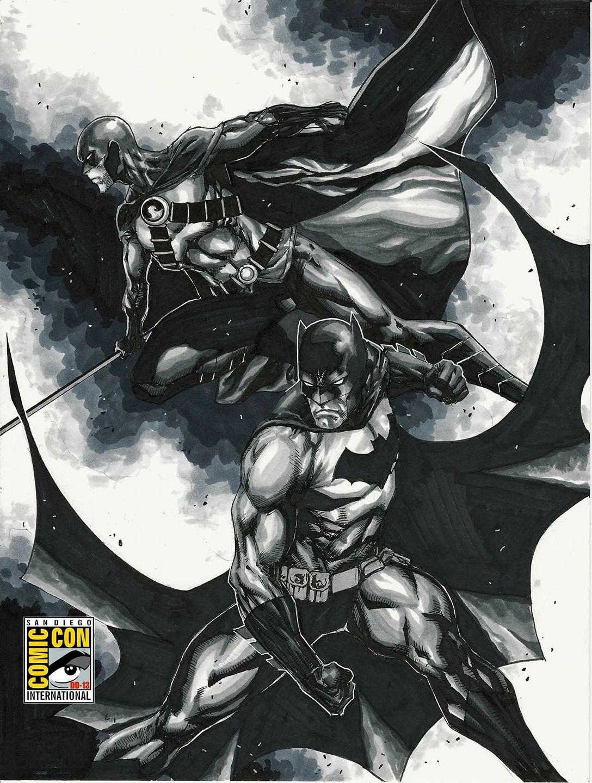 Gotham commission series