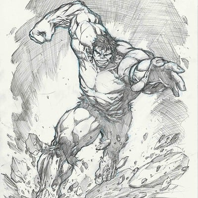 Ace continuado hulk pencils copy