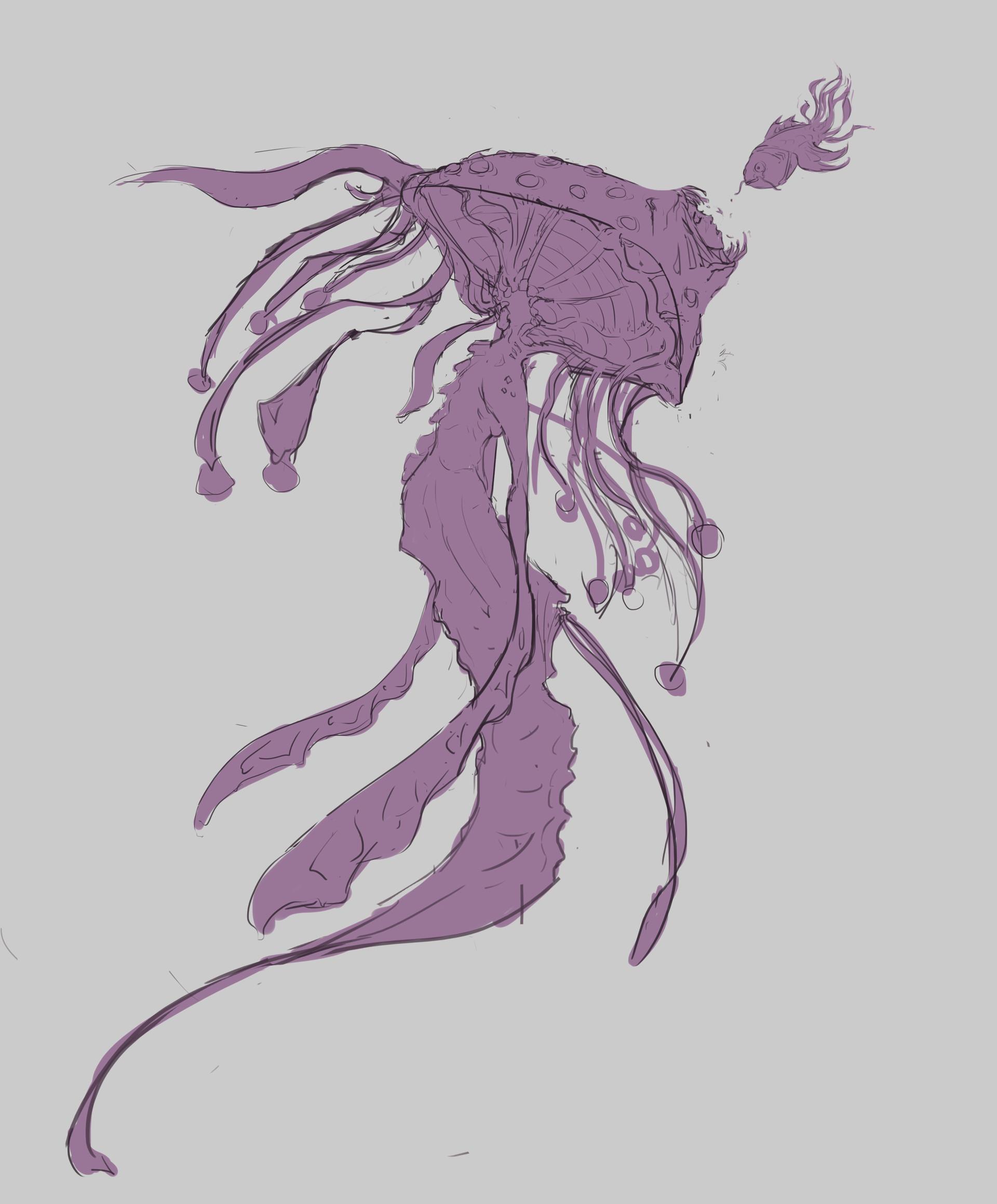 Boyan kazalov jellyfishmonsterplant