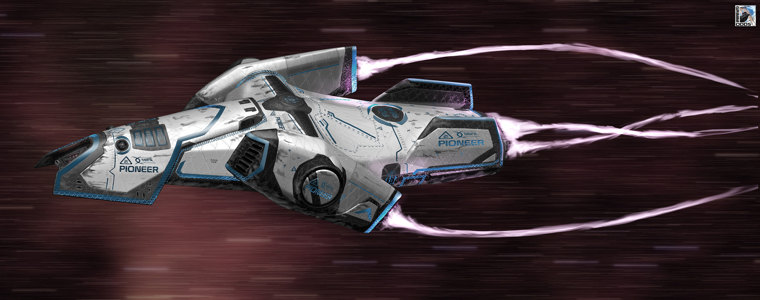 Grimm Odds - Shuttle Turn