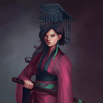 Mateusz wieczorek lady sword