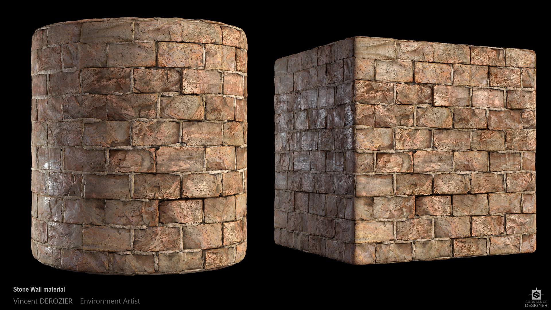 Vincent derozier stonewall 2