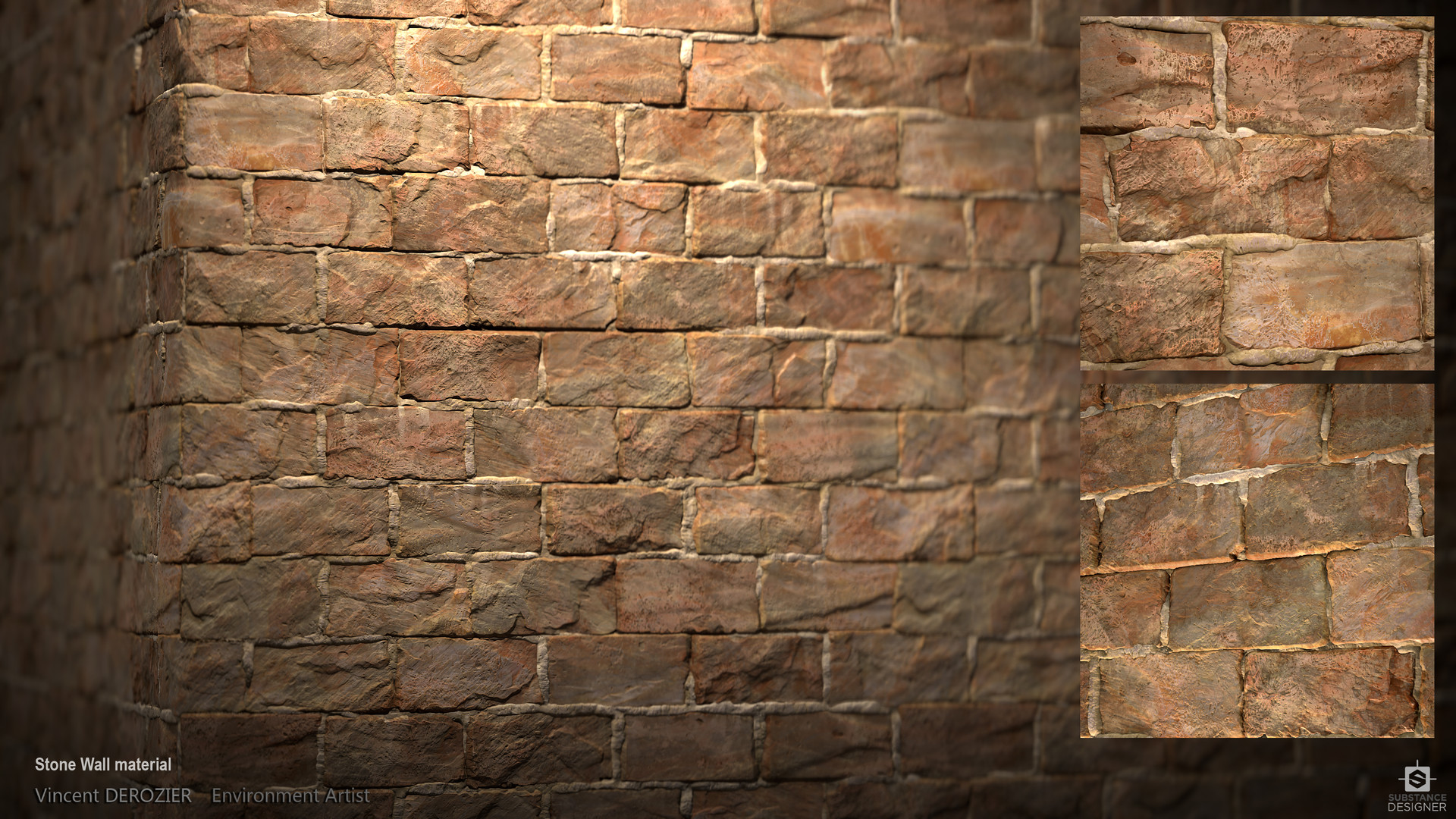 Vincent derozier stonewall 4