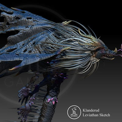 Timothy klanderud leviathan zbrush document 07a