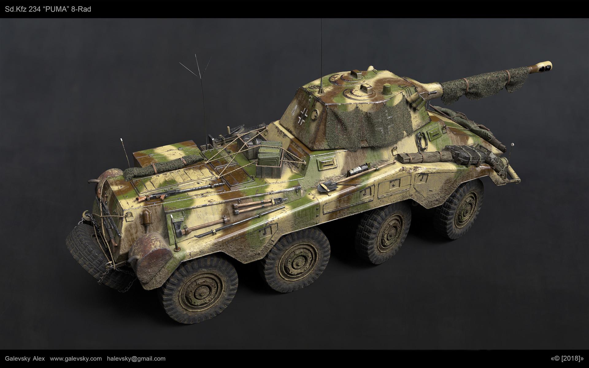 Aleksander galevskyi model fin 08