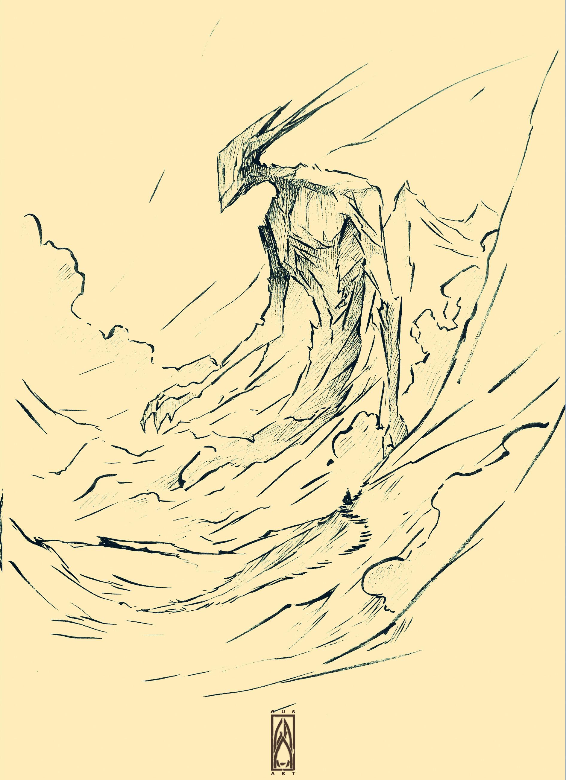 Gustavo arteaga longs shadows that roam gaia