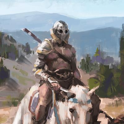 Neil kairanna horseman