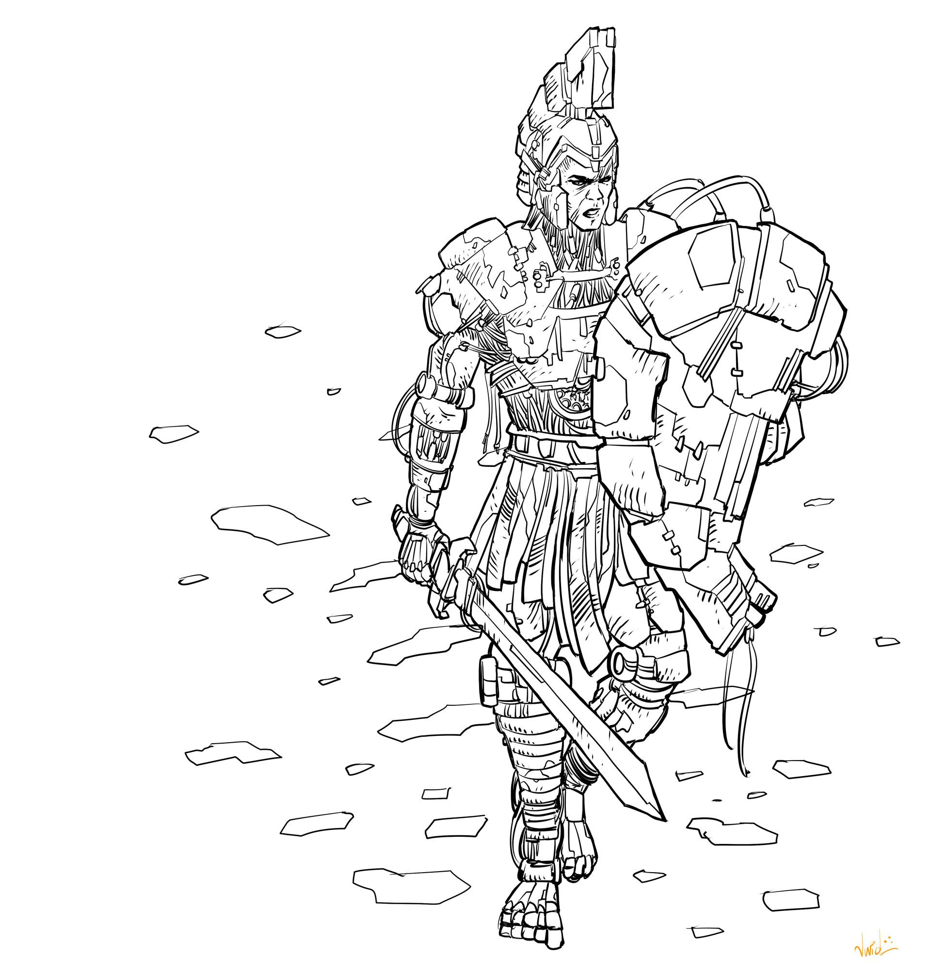 Joao antunes jr antunesketch 3gladius depois do combatealt