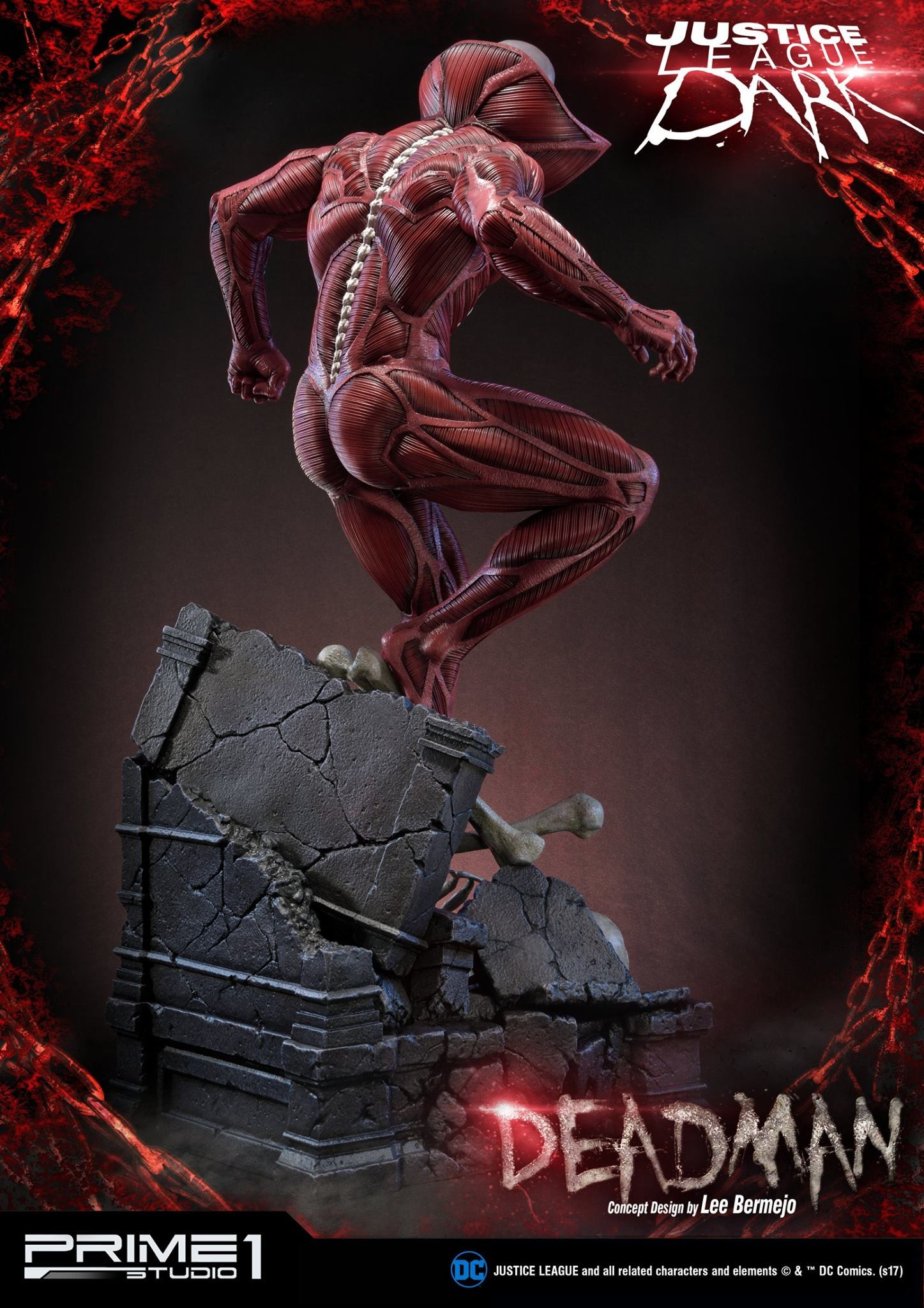 Bernardo cruzeiro prime 1 deadman statue 008