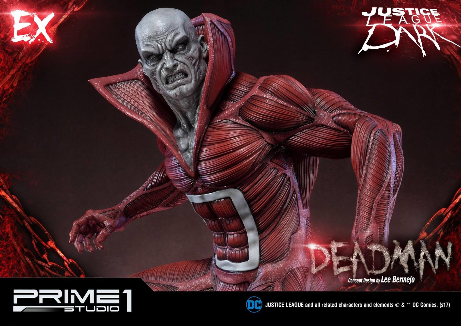 Bernardo cruzeiro prime 1 deadman statue 023
