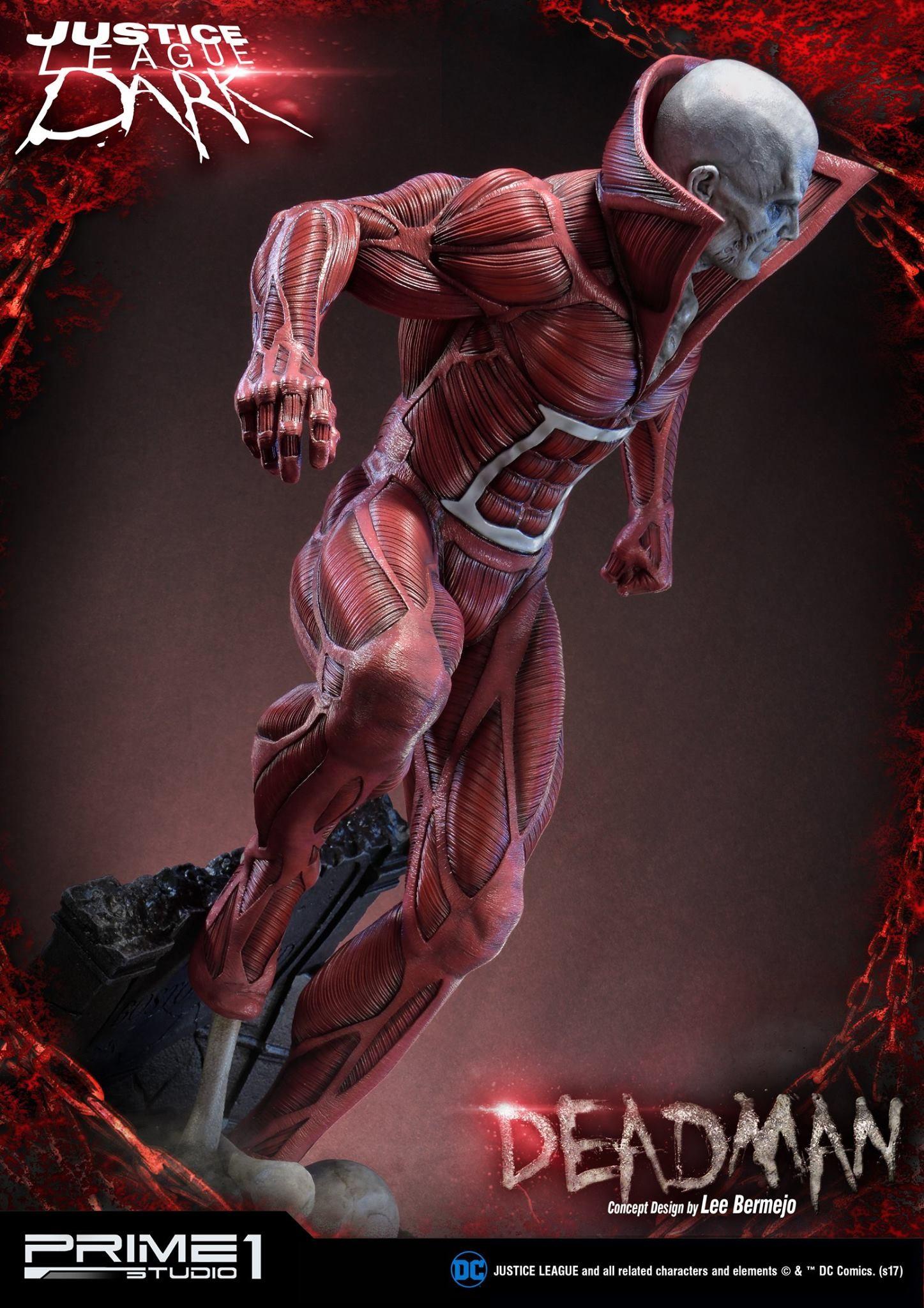 Bernardo cruzeiro prime 1 deadman statue 010
