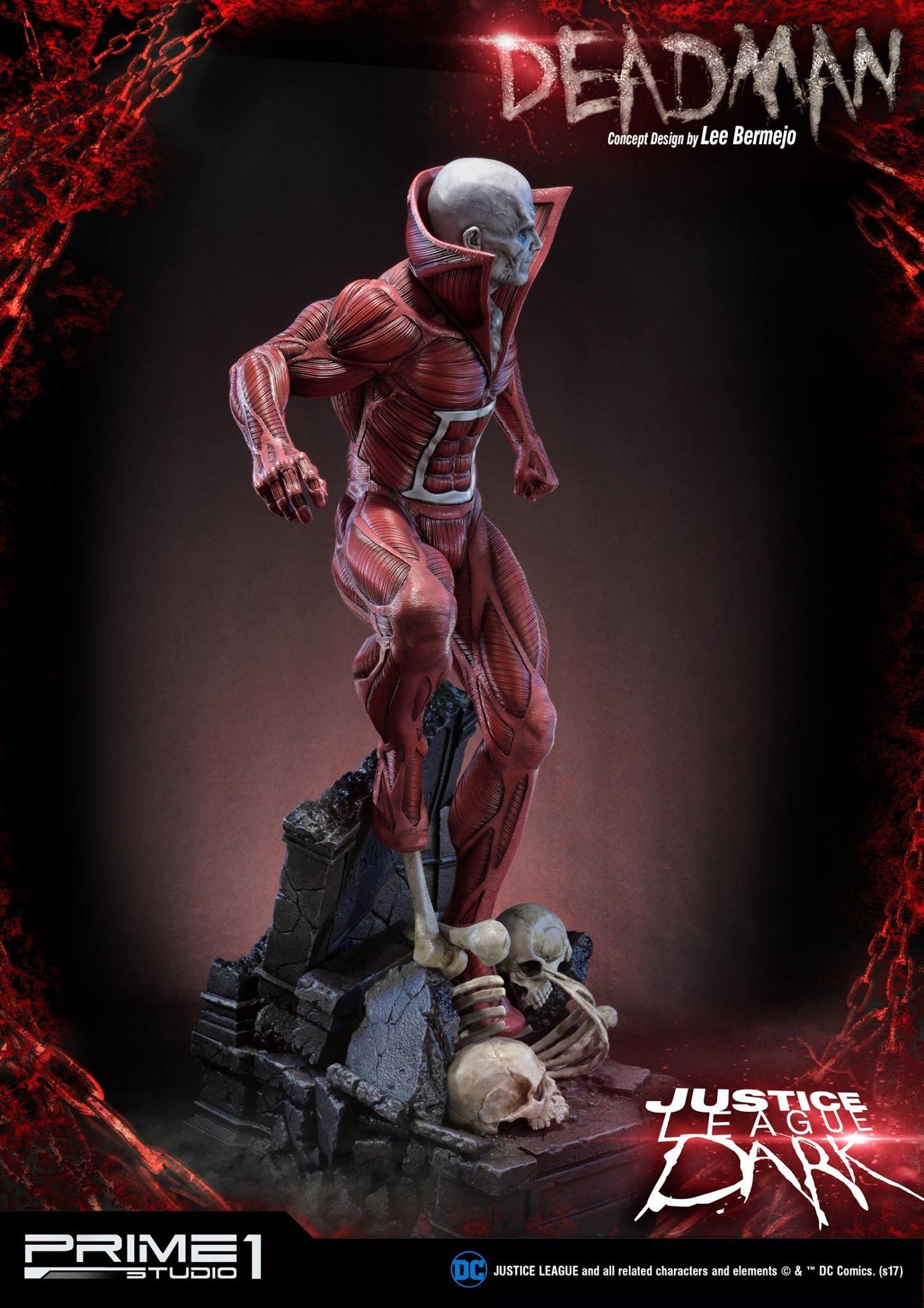 Bernardo cruzeiro prime 1 deadman statue 011
