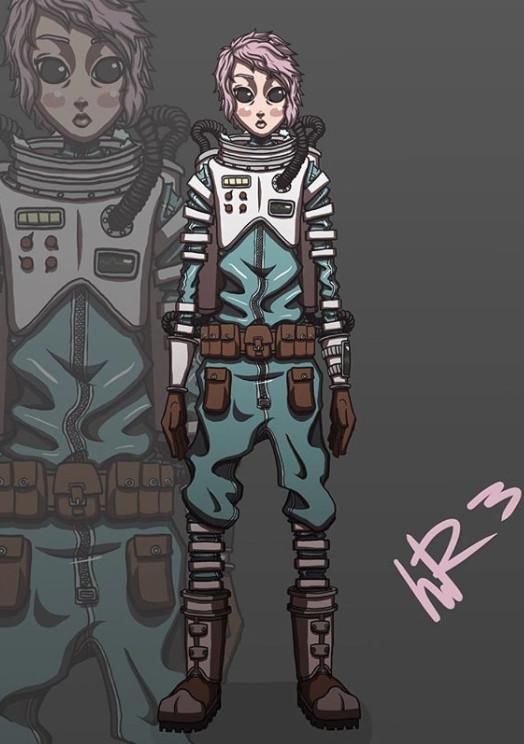Mattias rosquist spacegirl