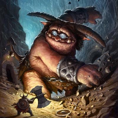 Tomek larek troll and knight tomek larek