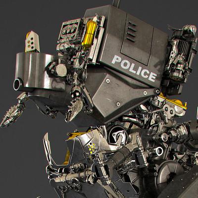 Ying te lien robot 01