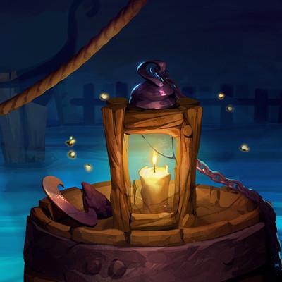 Arden beckwith ardenbeckwith armello sailors lantern 2