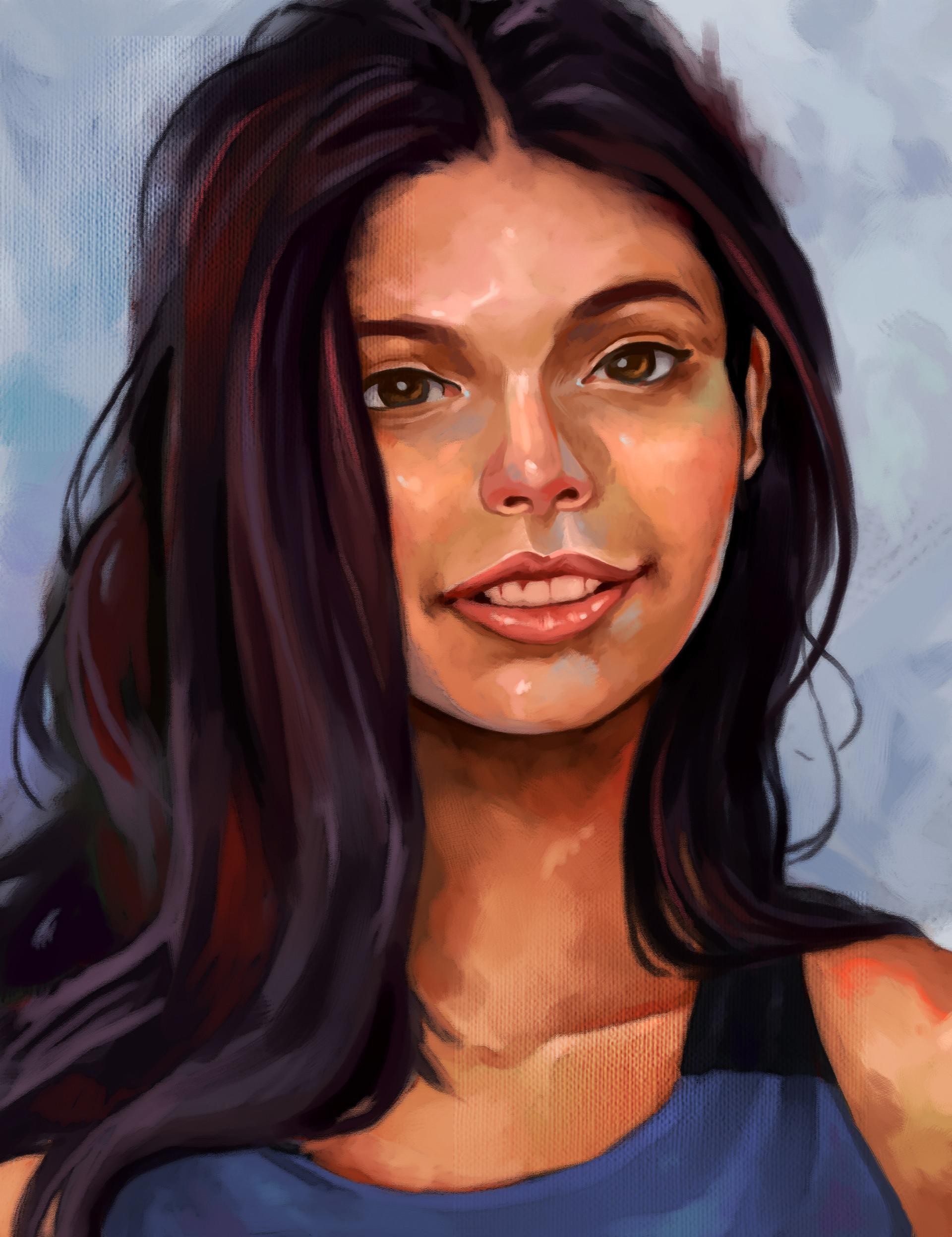 Gina Valentina Nude Photos 19