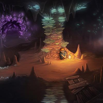 Sarah ireland cave small